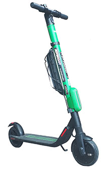 e-scooter model JoyScoot G